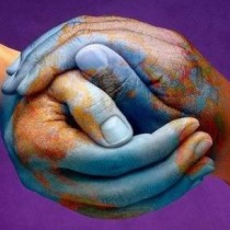 holding-hands-peace-planet-earth-painted